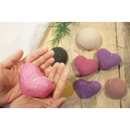 Natural Konjac Sponges (5)